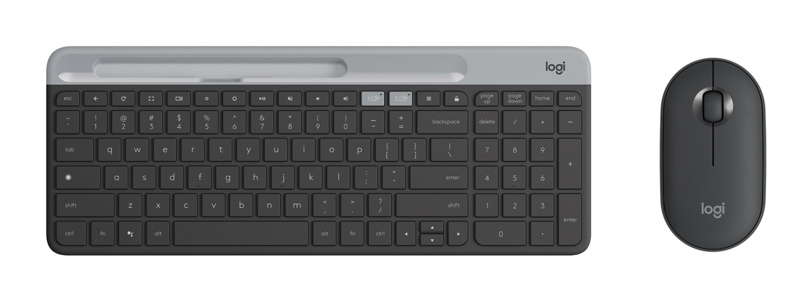 Logitech unveils its first mouse and keyboard built for Chrome OS