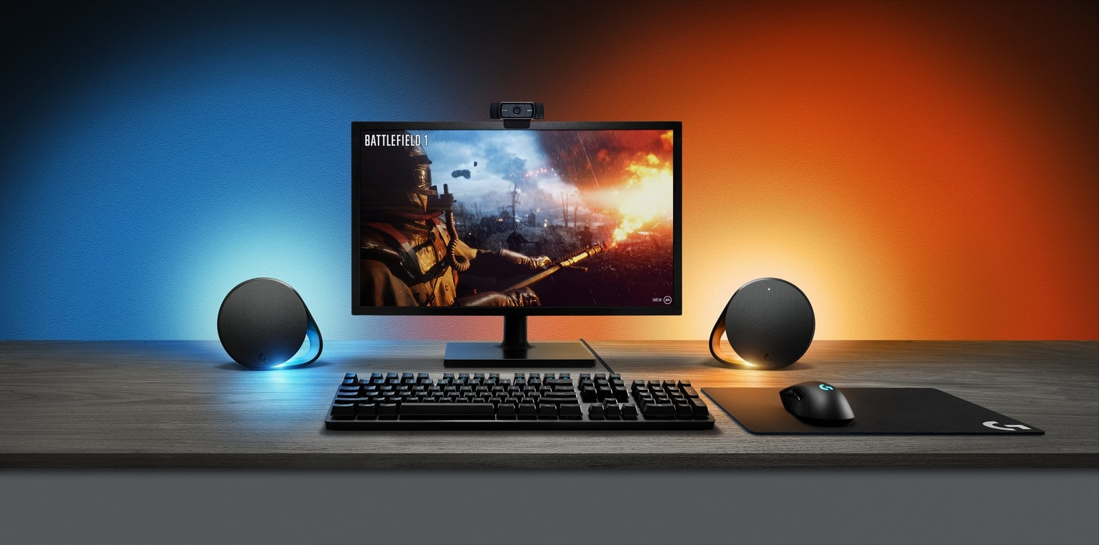 Logitech Adds What Gaming Speakers Were Missing