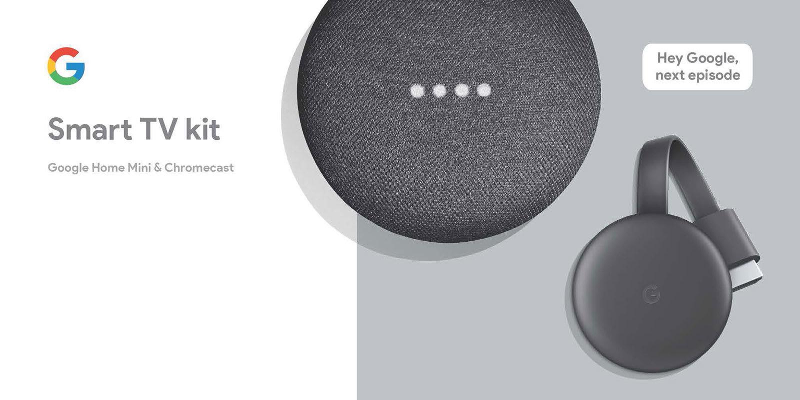 Google Smart TV Kit