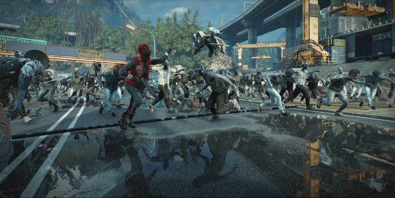 Tencent's own battle royale game has hackable zombies