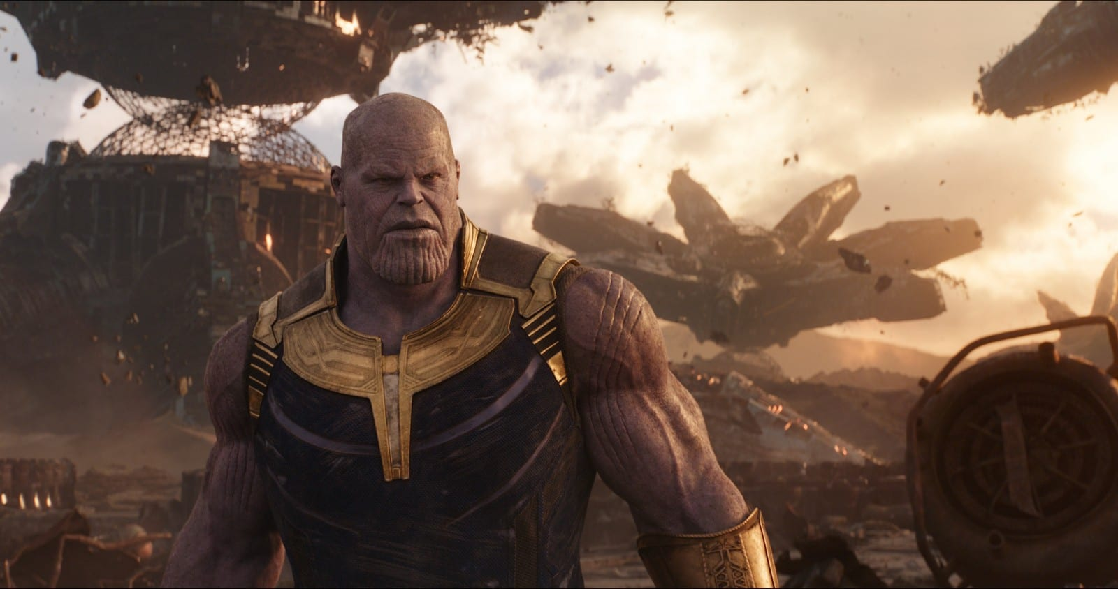 AI gives Thanos a soul in 'Avengers: Infinity War'