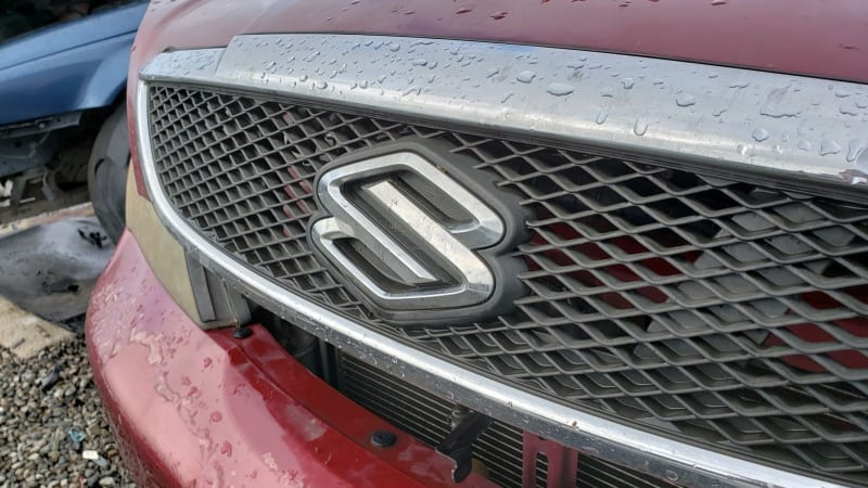 2004 Suzuki Verona in Northern California wrecking yard