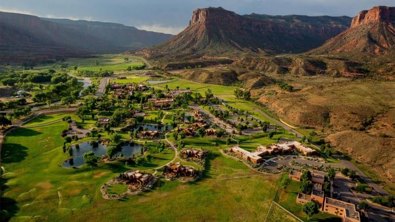 Gateway Canyons Ranch and Resort