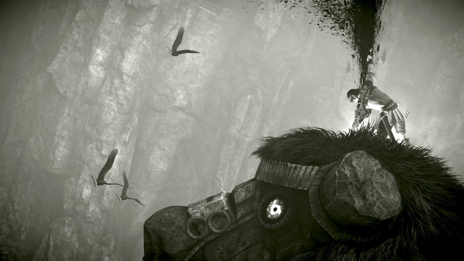Shadow of the Colossus' remake is missing something vital