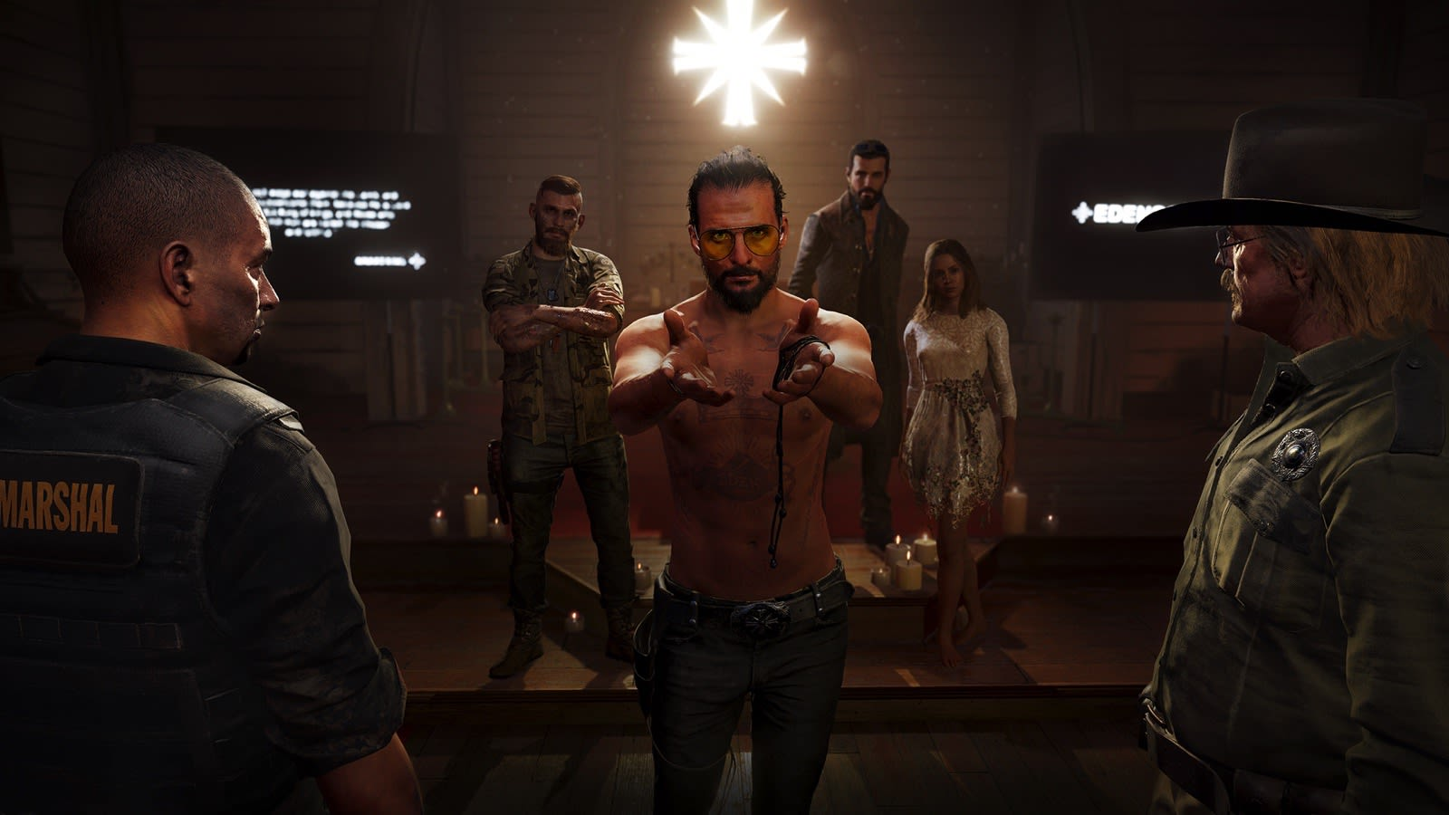 Far Cry 5 Is Deeper Than You Think Engadget