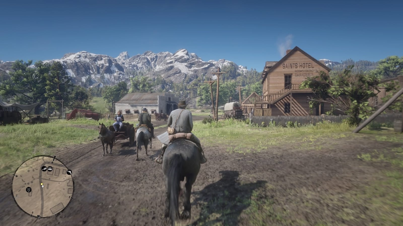Red Dead Redemption 2': Separation of crunch and art