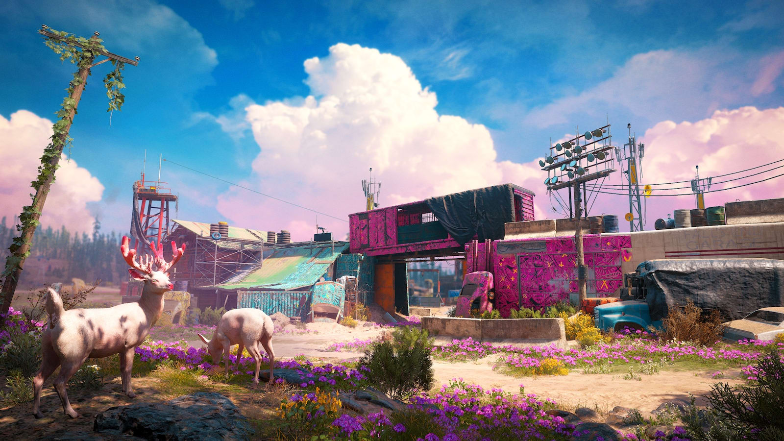 Hope County in far cry new dawn