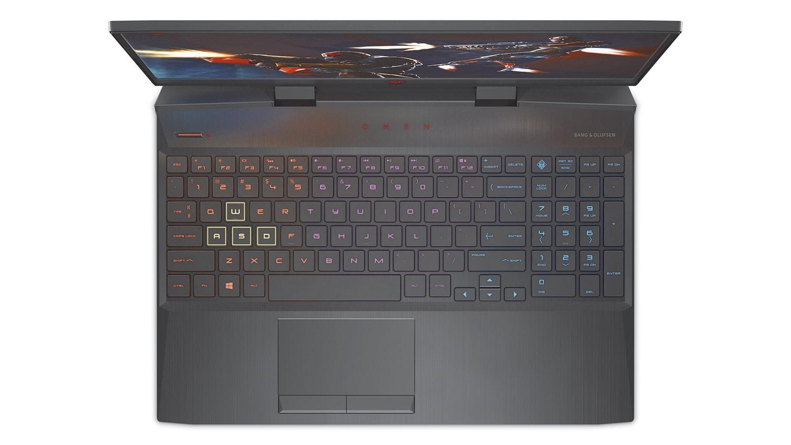 HP Omen 15 gaming laptop