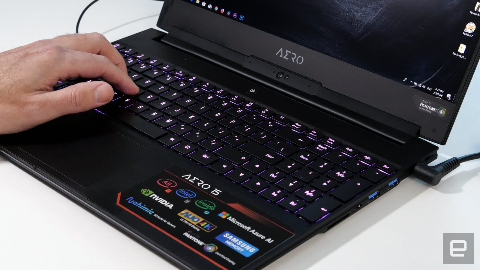 Gigabyte Aero 15 Y9 review: RTX 2080 performance, at a price