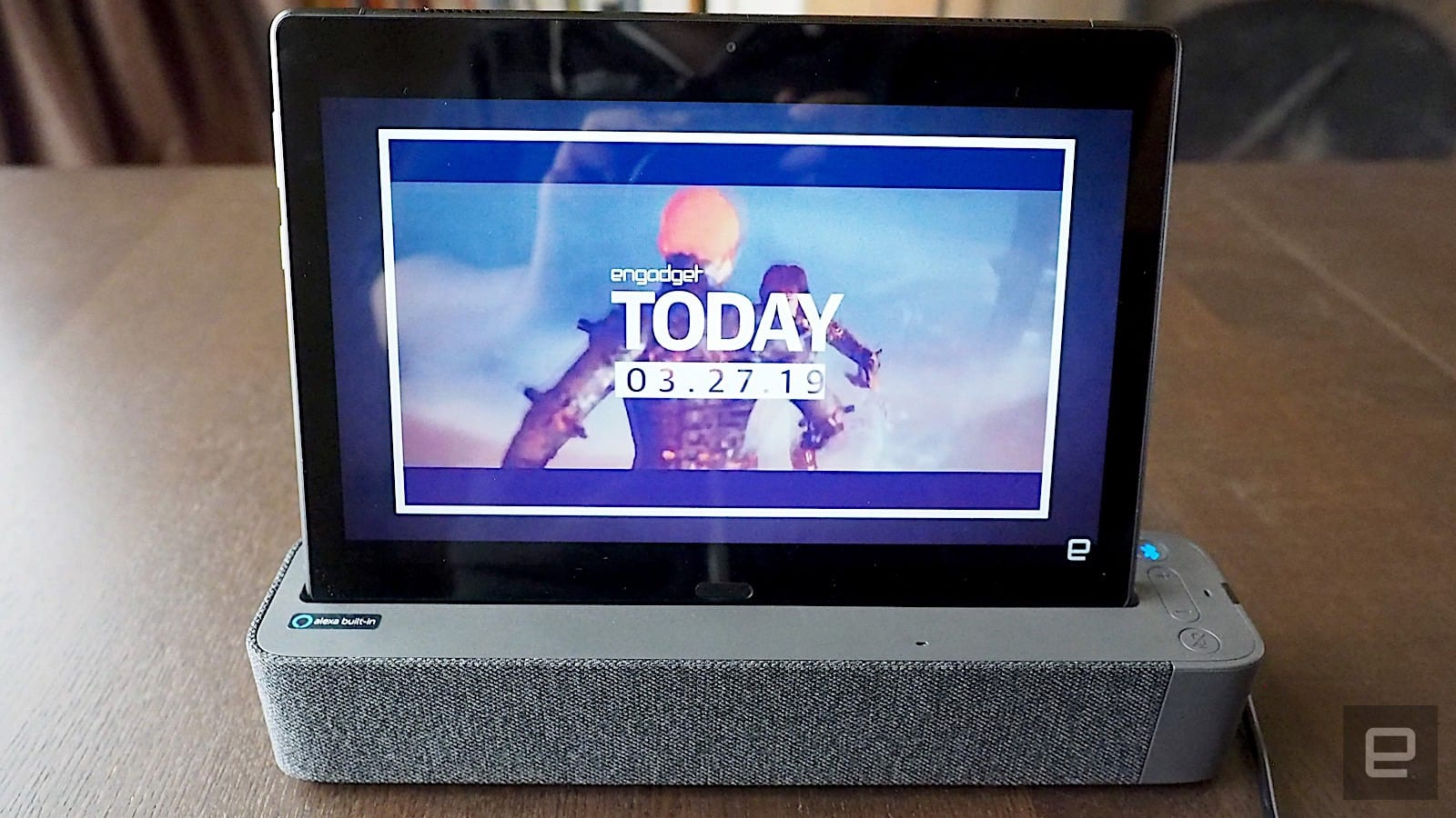 Lenovo Smart Tab review: A hybrid smart display that lives