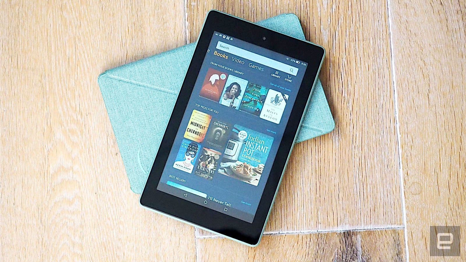 ad15e8d58410 Amazon Fire 7 (2019): You get what you pay for