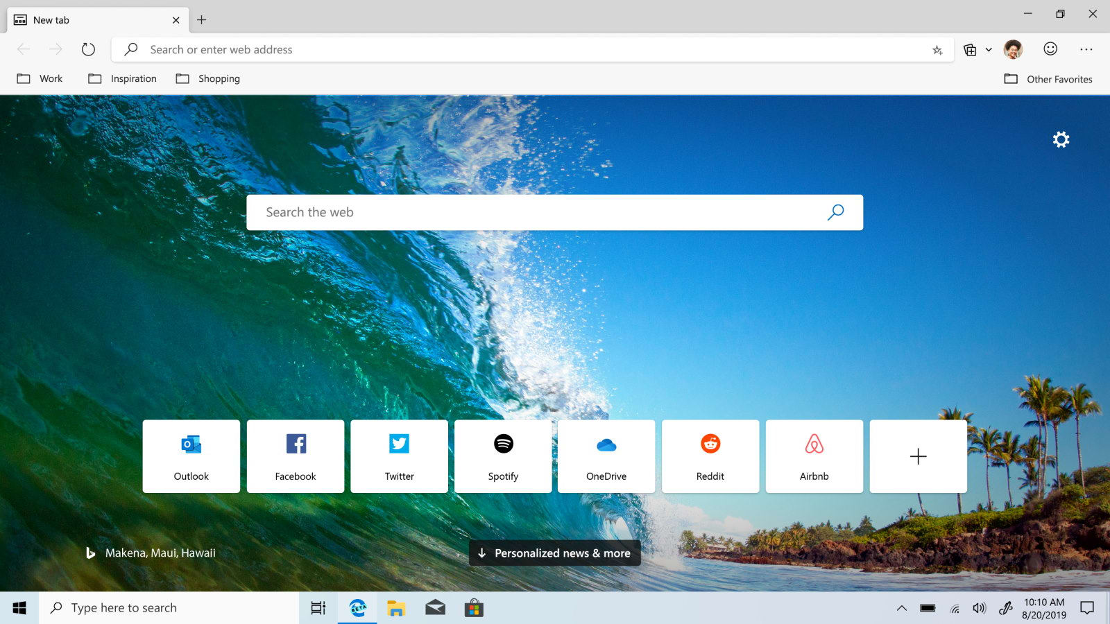 Microsoft's Chromium Edge browser is ready for beta testing