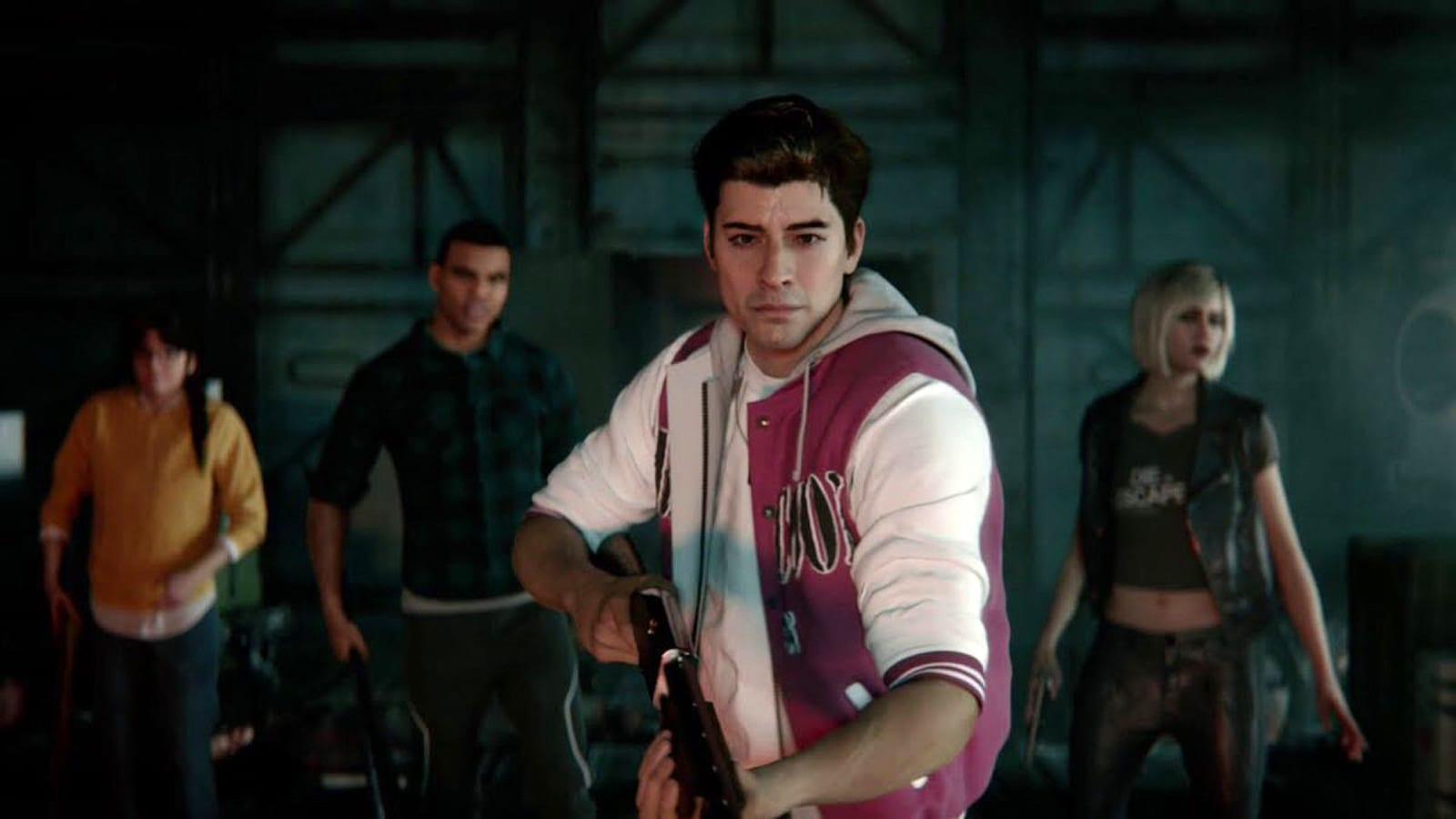 Capcom May Unveil A Spiritual Successor To Resident Evil Outbreak