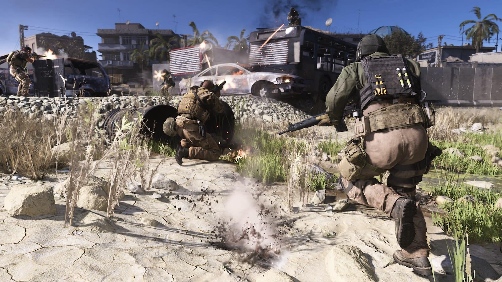 Call of Duty: Modern Warfare's biggest fight is in the studio