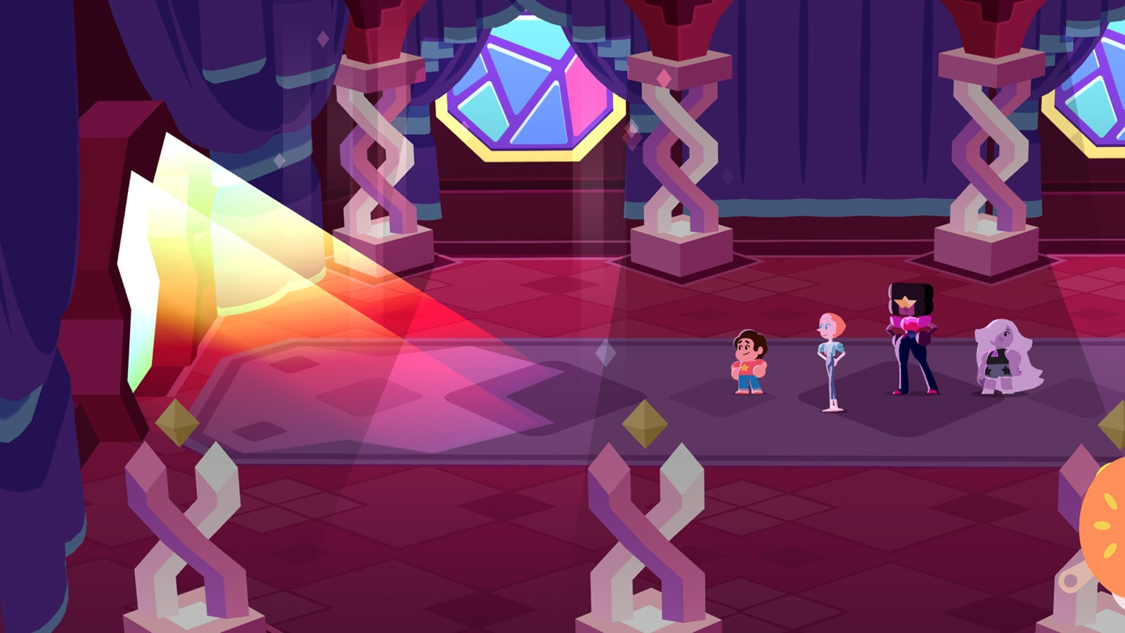 Steven Universe Unleash The Light Arrives On Apple Arcade Engadget