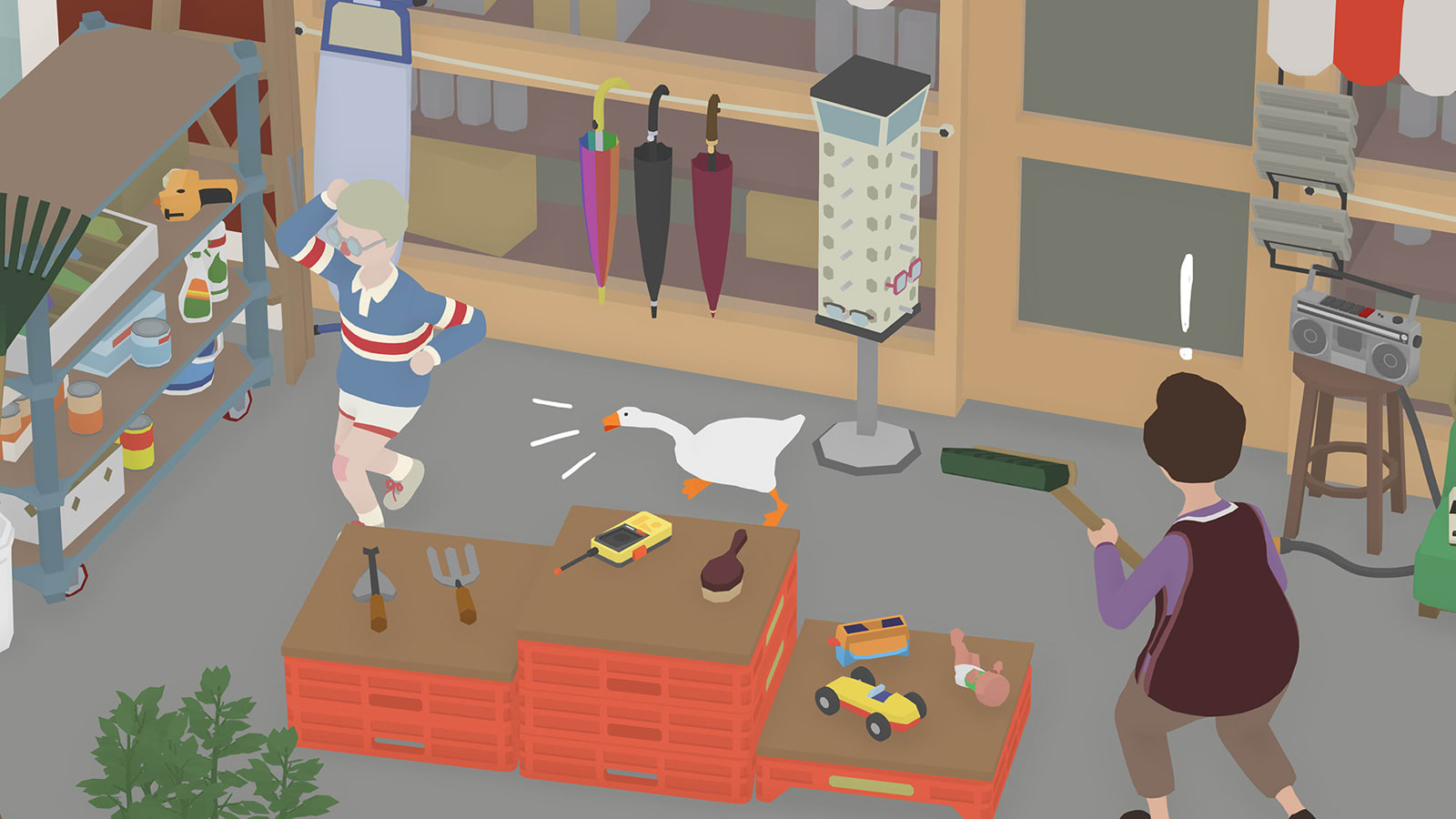 'Untitled Goose Game' honks its way to a million sales