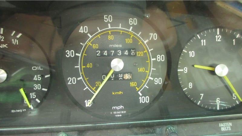 1979 Mercedes-Benz 240D junkyard find | Autoblog