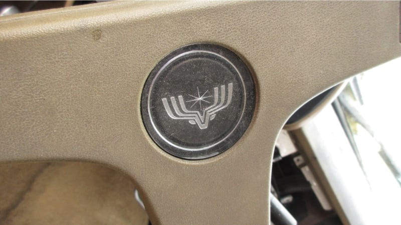 Junked 1982 Toyota Starlet