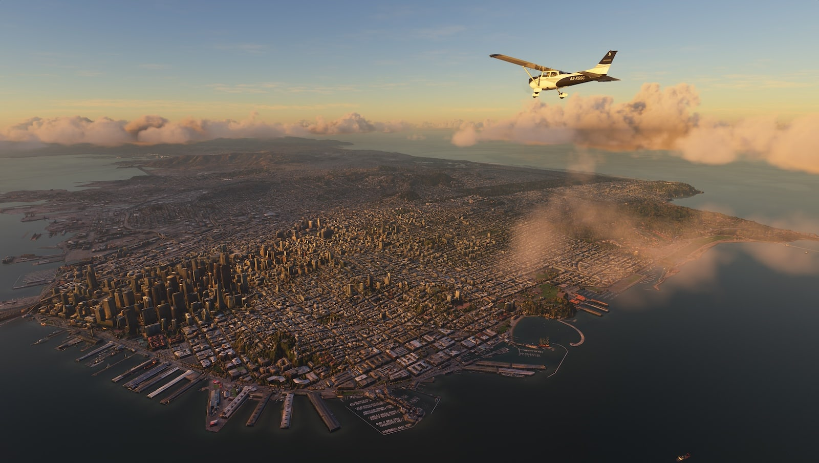 All I want to do is chill and play 'Flight Simulator'