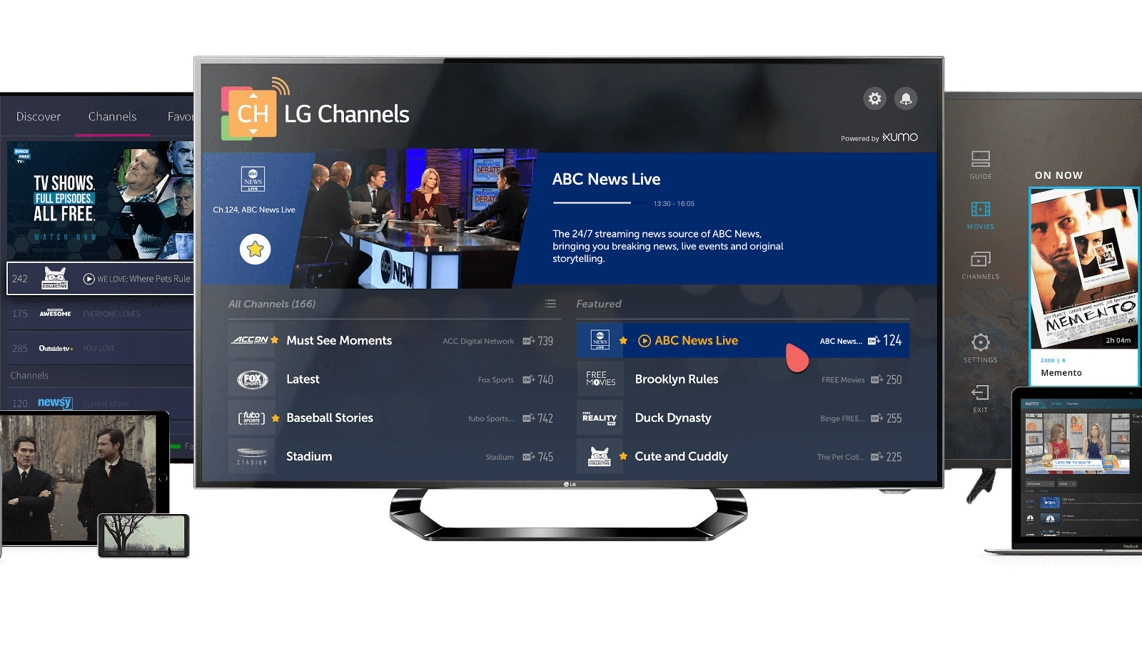 Comcast officially purchases Xumo ad-supported streaming service
