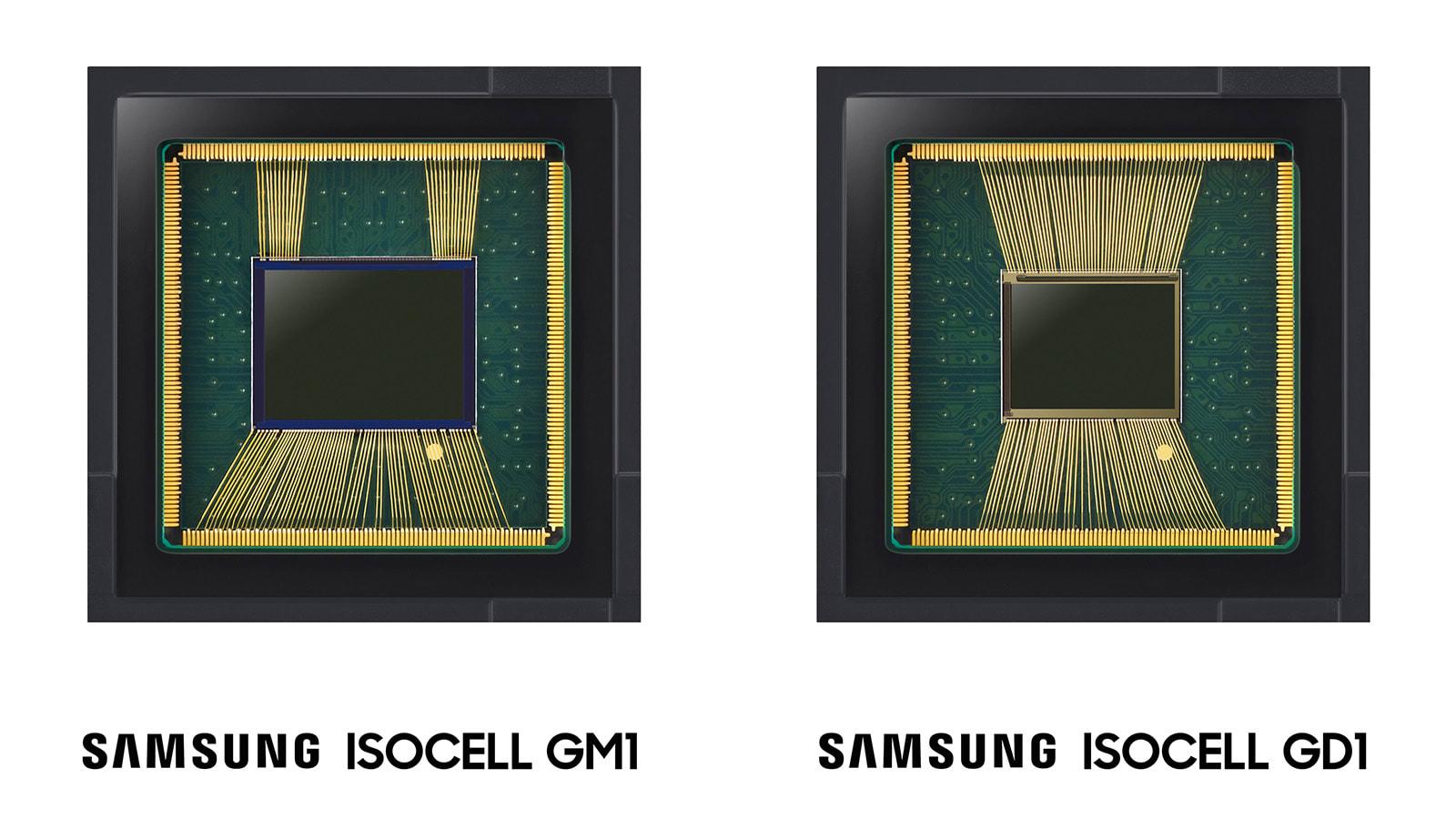 Samsung Isocell smartphone sensors