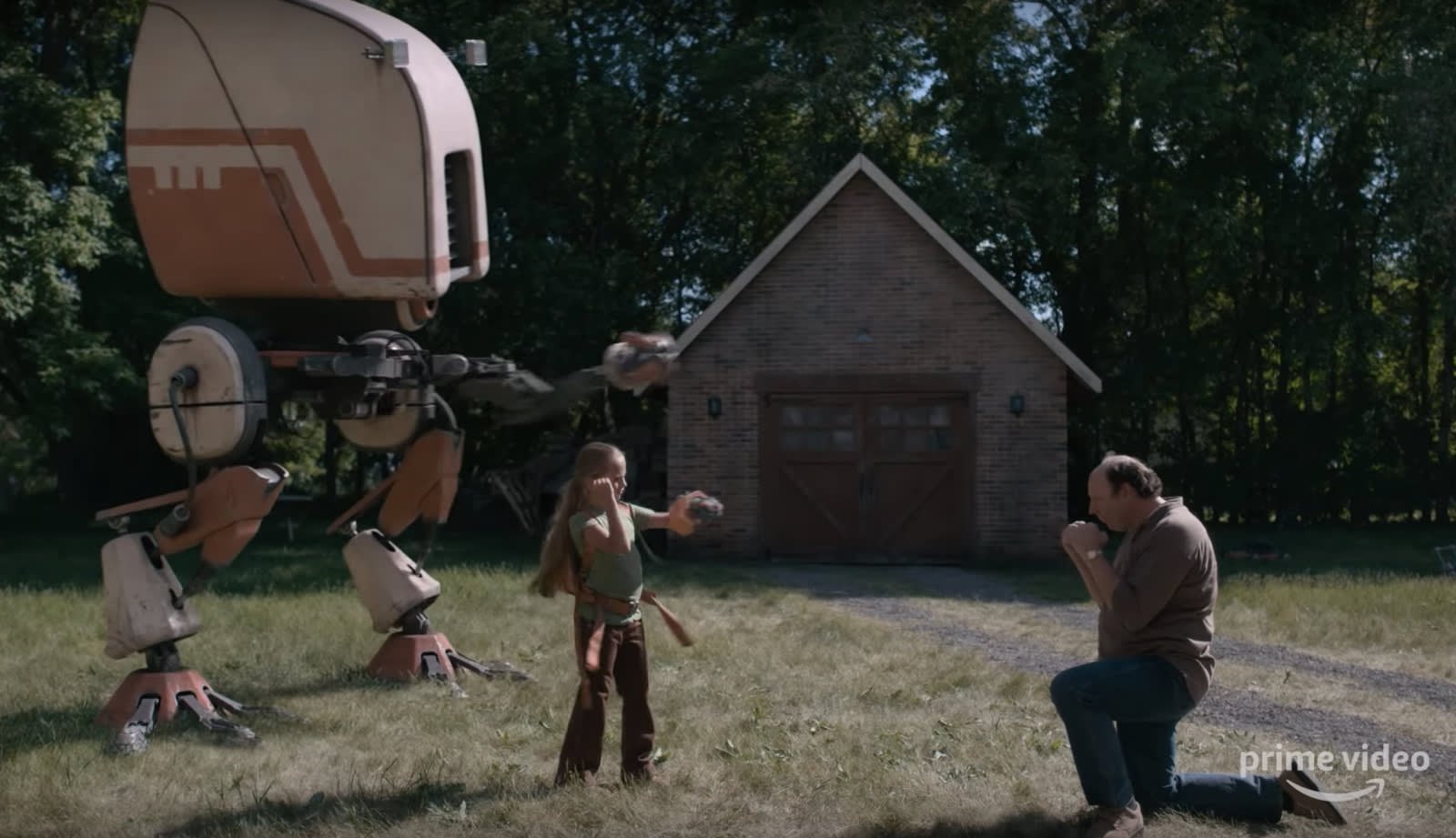 Amazon's 'Tales from the Loop' trailer is a moving Stålenhag painting