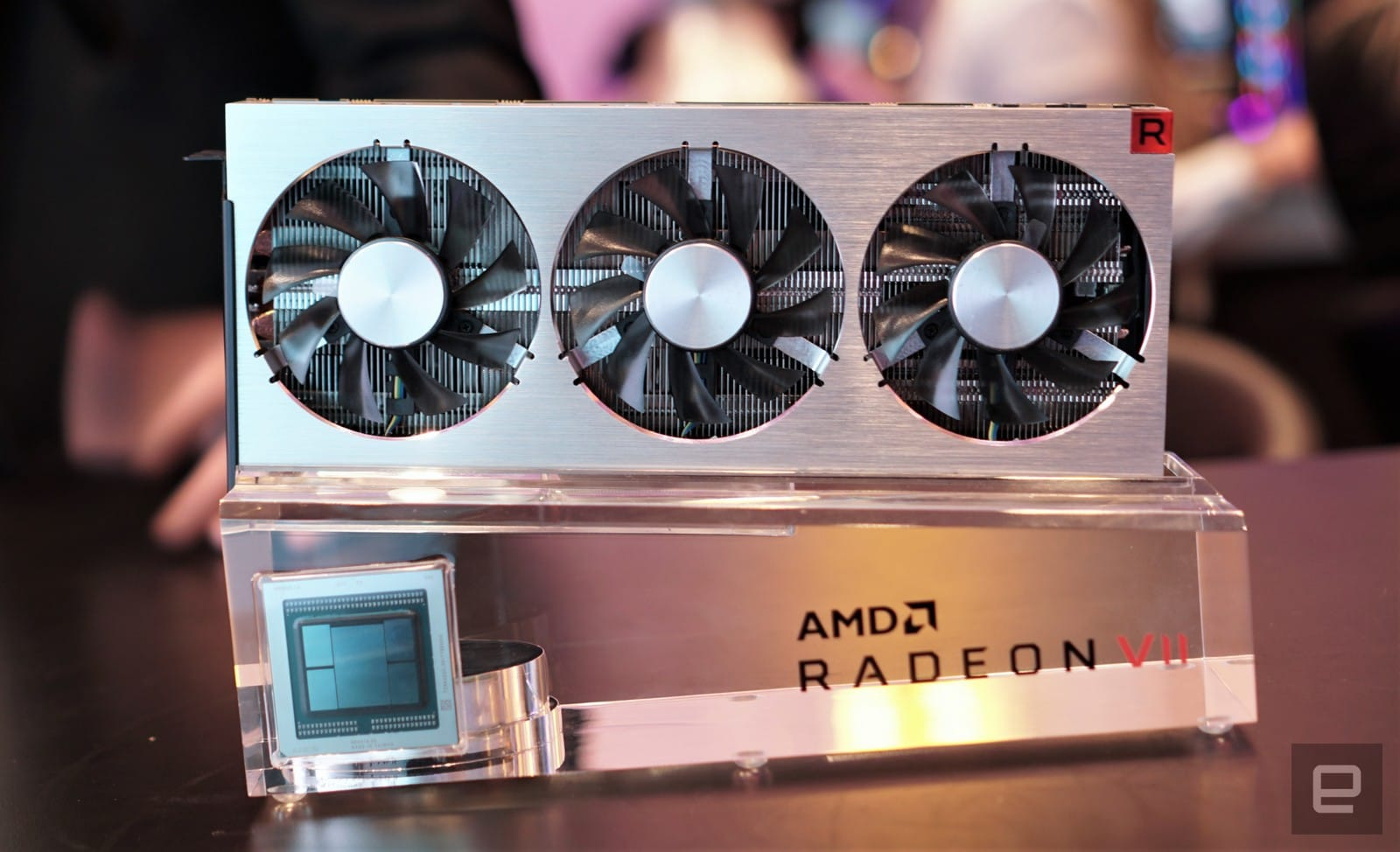 AMD's CEO and CTO on Radeon VII, ray tracing and beyond