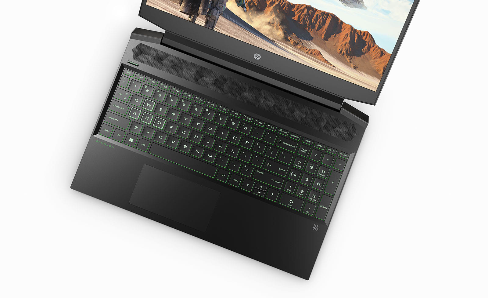 HP Pavilion 15 gaming laptop