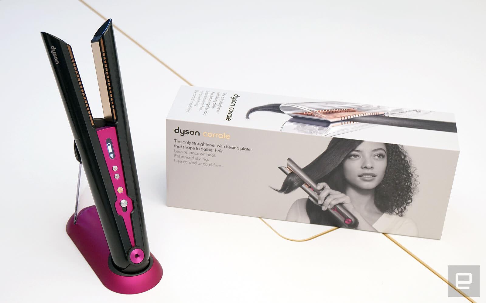 Dyson утюжок для волос dyson slim dc62 up top