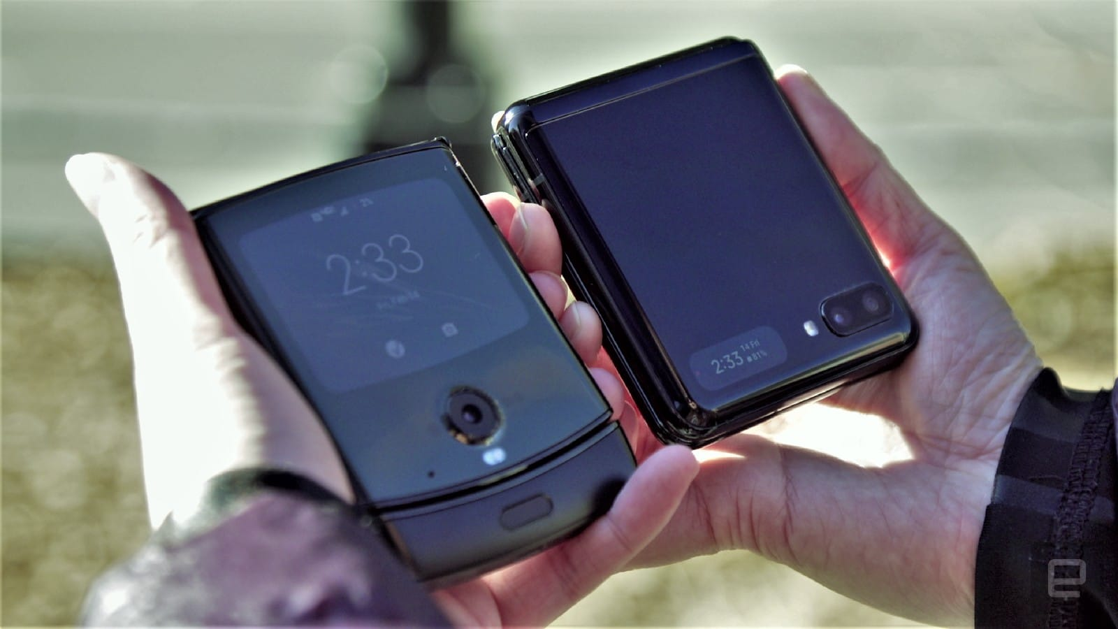 Samsung Galaxy Z Flip 24 hours