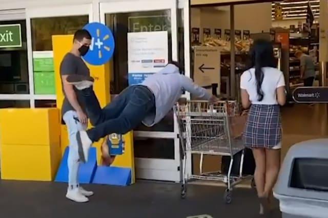 Magician stuns with levitation tricks