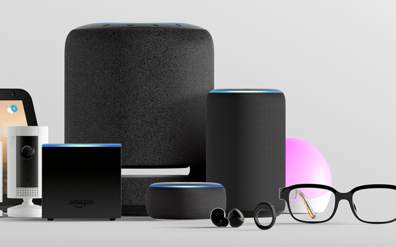 These are all of the Alexa devices Amazon unveiled today