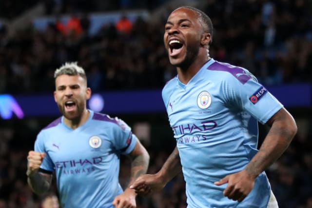 Sterling steps off bench to help Manchester City beat determined Dinamo Zagreb