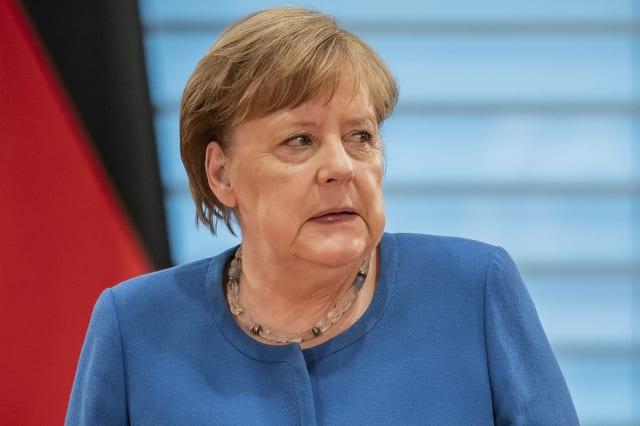 German leader Merkel tests negative for coronavirus