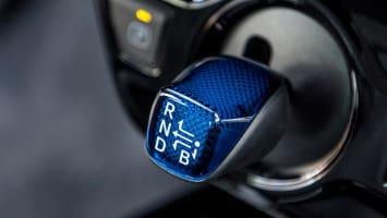 2019 Toyota Prius AWD-e shifter