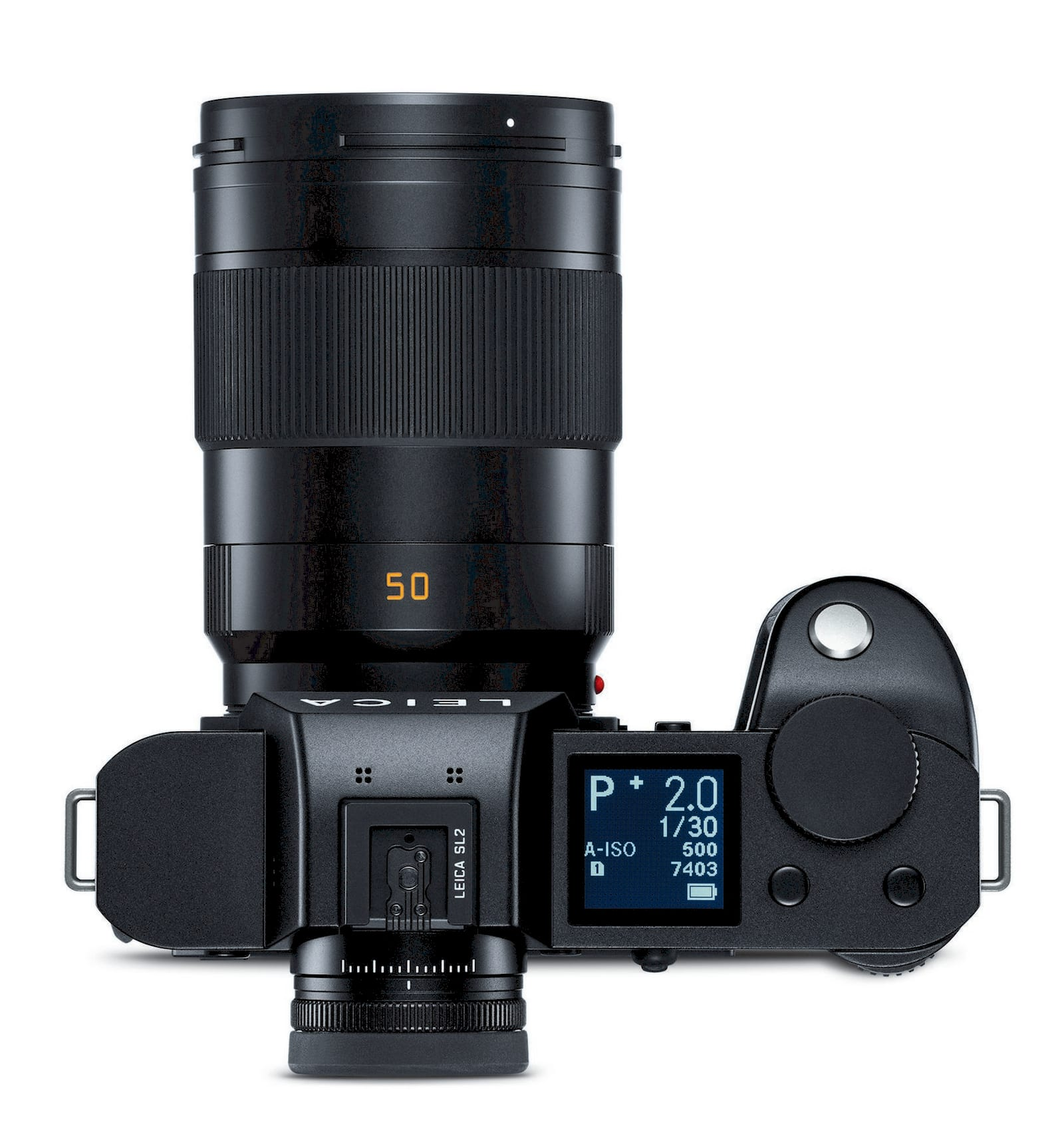 Leica SL2 full-frame mirrorless camera
