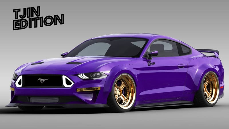 TJIN Edition Ford Mustang
