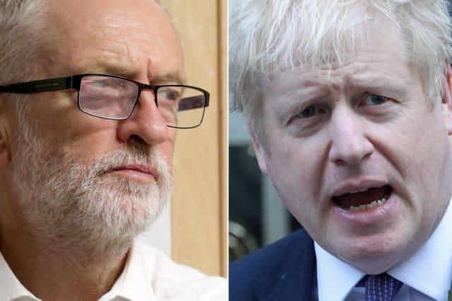 Johnson blames Corbyn for 'do or die' broken Brexit pledge