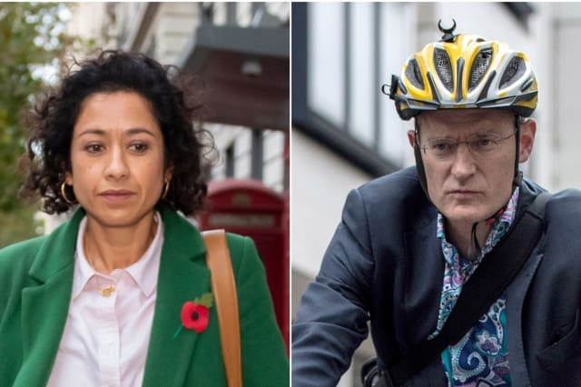 Samira Ahmed says Jeremy Vine was 'gifted' show as she continues equal pay fight