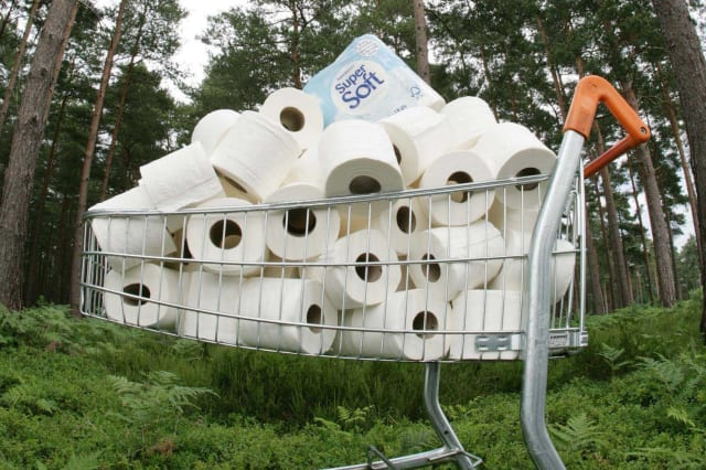 Charity farm thanks public for help after toilet roll theft