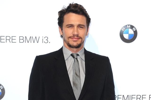 Actor James Franco sued by two former students for alleged sexual misconduct