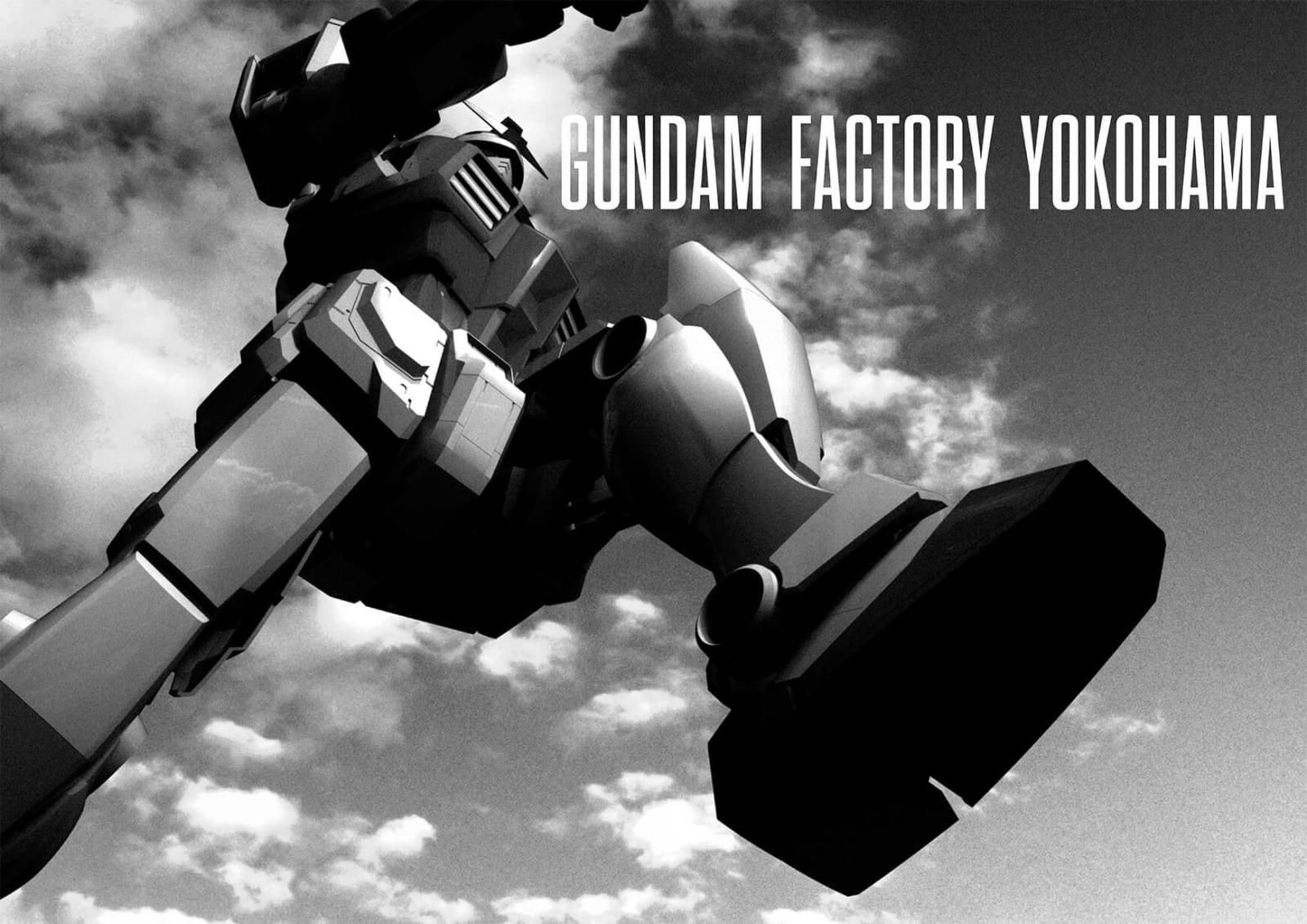 Gundam Statue 2020