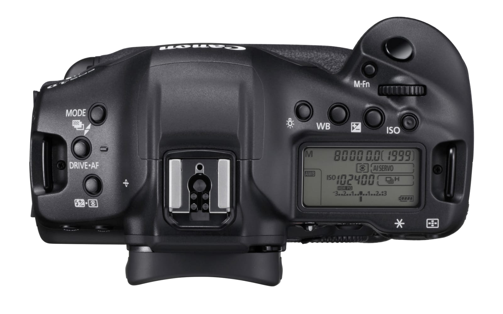 Canon 1DX Mark III DSLR camera 5.5K video 20fps shooting speeds