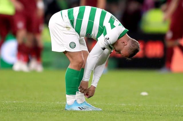 Celtic crash out of Champions League against CFR Cluj
