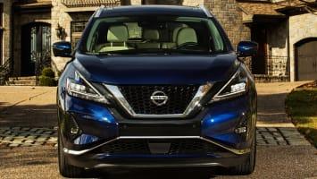 Nissan Murano front