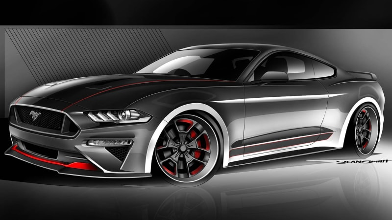 CGS Motorsports Ford Mustang