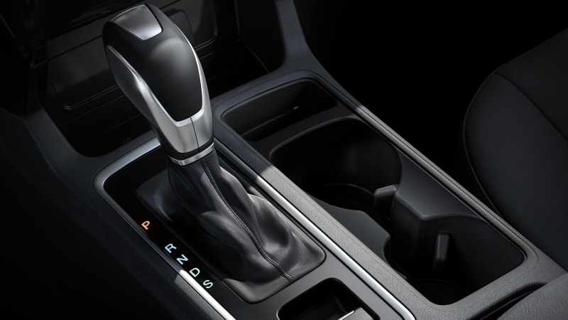 2018 Ford Escape interior shifter