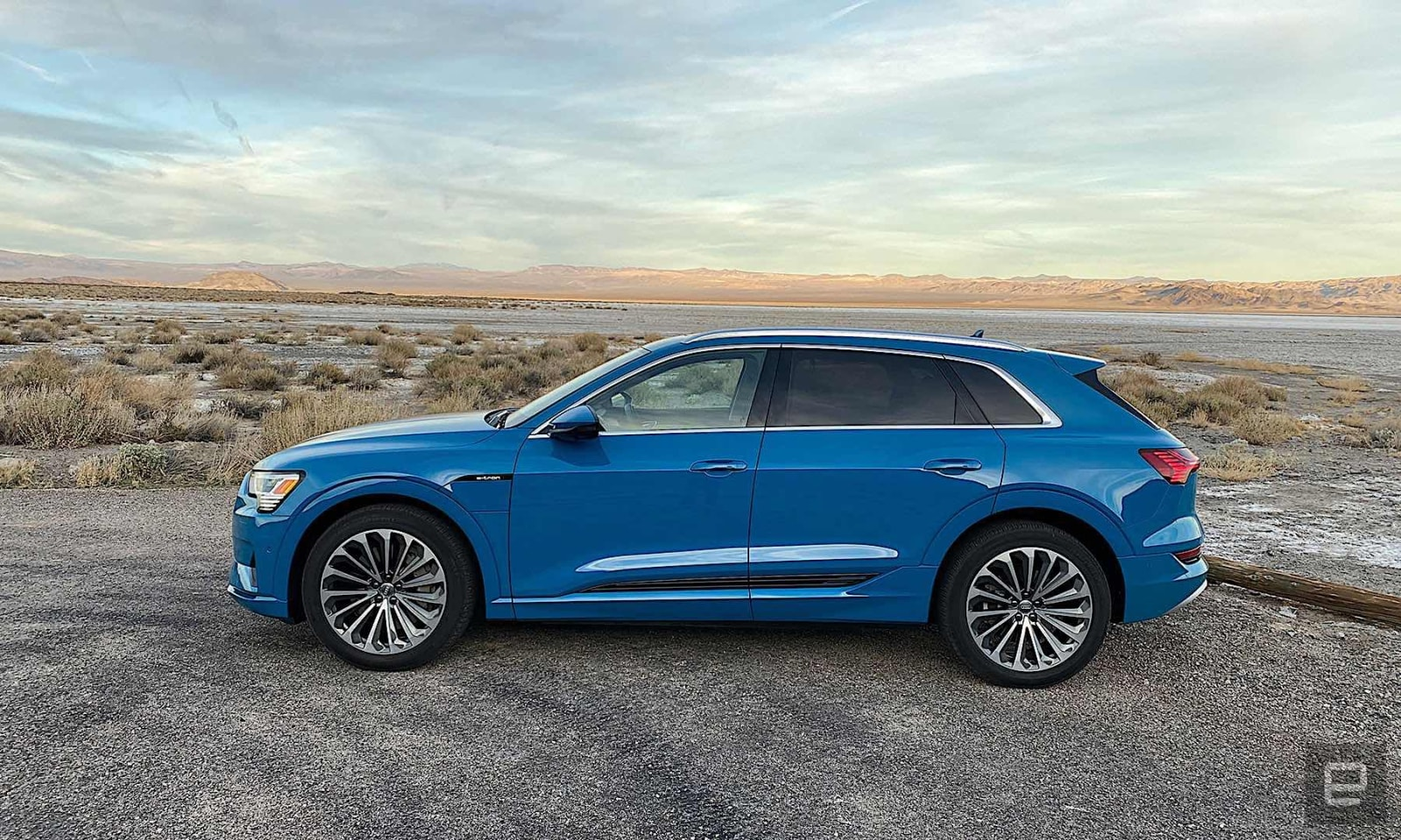 Audi E-Tron review