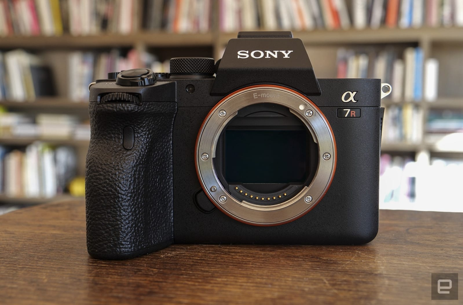 Sony A7R IV full-frame mirrorless camera