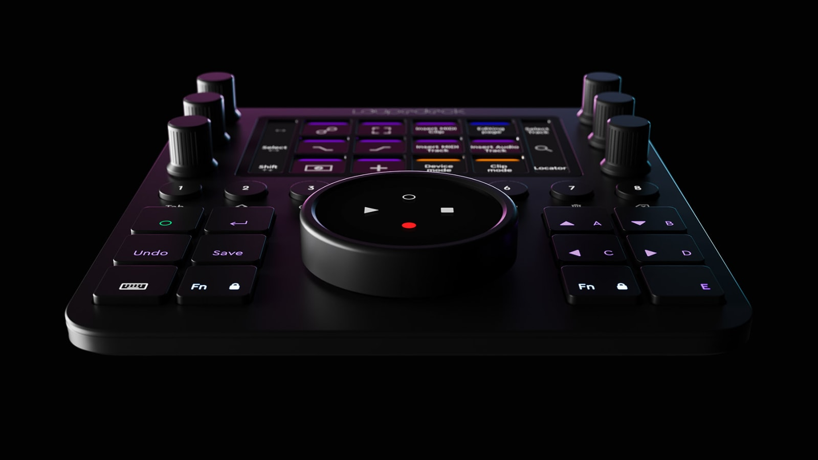Loupdeck Creative Tool control surface